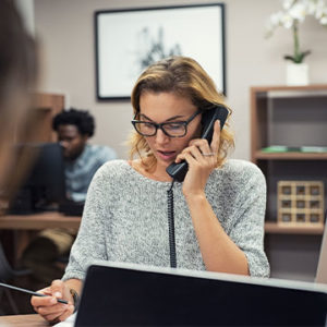 effectively managing phone calls
